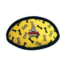 Tuffy Dog Toys - Ultimate Odd Ball Yellow Bones