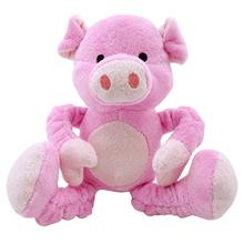 Tuggy Dog Toy - Pig
