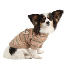 Twilight Dog Sweater by Pinkaholic - Beige