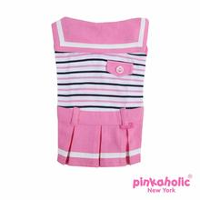 Ula Dog Dress by Pinkaholic - Pink