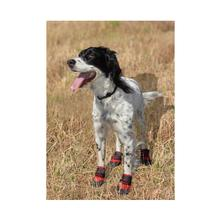 Ultra Paws Durable Dog Boots - Red