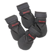 Ultra Paws Rugged Dog Boots - Black