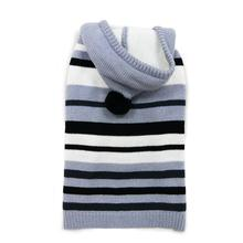 Uneven Stripes Sweater by Dogo - Black