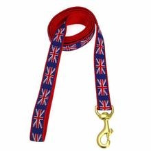 Union Jack Dog Leash by Up Country