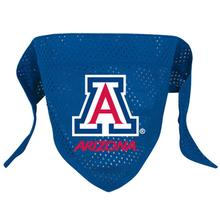 University of Arizona Mesh Dog Bandana