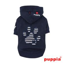 Urban Pawz Dog Hoodie by Puppia - Navy