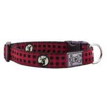 Urban Woodsman Adjustable Clip Dog Collar by RC Pet