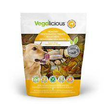 Vegalicious Healthy Dehydrated Dog Treats - Squash Rings