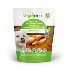 Vegalicious Healthy Dehydrated Dog Treats - Sweet Potato Fries