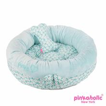 Viola Dog Bed by Pinkaholic - Aqua