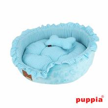 Vivien Dog Bed by Puppia - Sky Blue