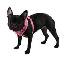 Vivien Dog Harness by Puppia - Pink