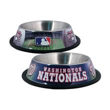 Washington Nationals Dog Bowl