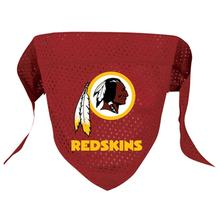 Washington Redskins Mesh Dog Bandana