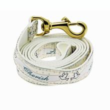 Up Country Wedding Collection - Love & Cherish Dog Leash