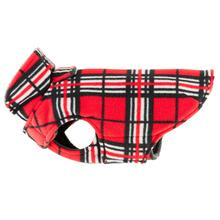 Whistler Winter Dog Coat - Red Tartan