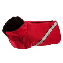 Whistler Zip Line Dog Coat - Red
