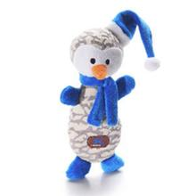 Winter Woolies Dog Toy - Penguin