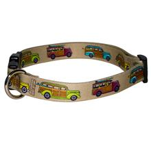 Woodies Dog Collar by Yellow Dog