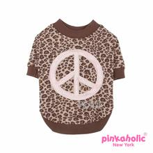 Woodstock Dog Shirt by Pinkaholic - Brown