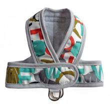 Woof Print Step-In Dog Harness