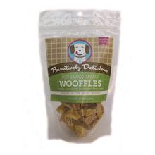 Woofles by Pawsitively Delicious - Duck Mango Flavored