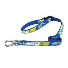 X-Treme Game Over Dog Leash - Blue