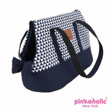 Xena Dog Carrier by Pinkaholic - Navy
