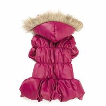 Zack & Zoey Park Avenue Dog Parka - Purple