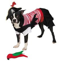 Pirate Tails Halloween Dog Costume