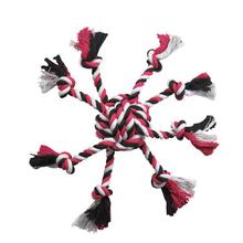 Zanies Crazy Eight Rope Dog Toy - Pink