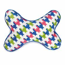 Zanies Heightened Brights Bone Dog Toy - Blue