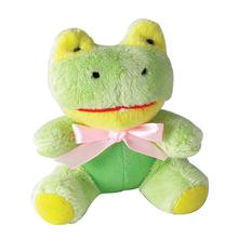 Zanies Itty Bitty Dog Toy - Wee Frog
