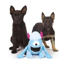 Zanies Looky Laughers Dog Toy - Blue