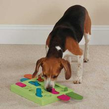 Zanies Slide N' Seek Interactive Dog Puzzle