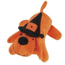 Zanies Spooky Halloween Big Yelpers - Orange