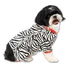 Zebra Buzz Dog Pajamas