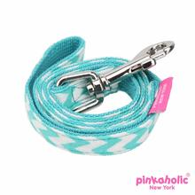 Ziggy Dog Leash by Pinkaholic - Aqua