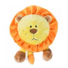 ZippyPaws Brainey Dog Toy - Lion