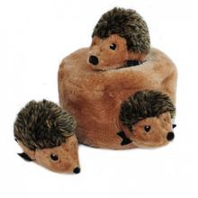 ZippyPaws Burrow Dog Toy - Hedgehog Den