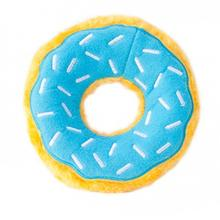 ZippyPaws Donutz Dog Toy - Blueberry