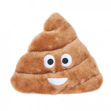 ZippyPaws Emojiz Dog Toy - Pile 'o Poo