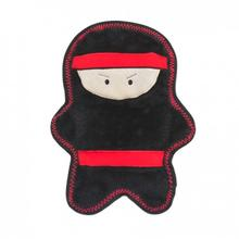ZippyPaws Warriorz with Z-Stitch Dog Toy - Nobu the Ninja