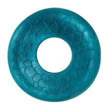 Zogoflex Air Dash Disc Dog Toy - Peacock