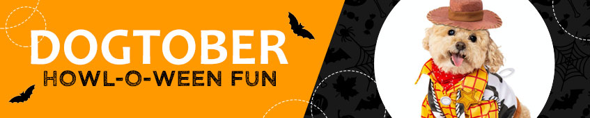 Dogtober Halloween Gear