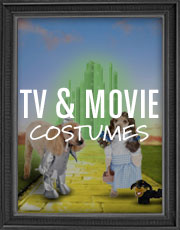 Halloween TV Costumes