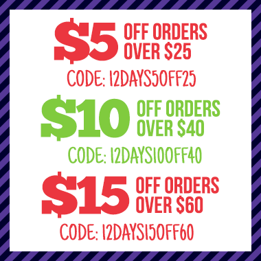 Day 5 - 12 Days of Christmas Deals!