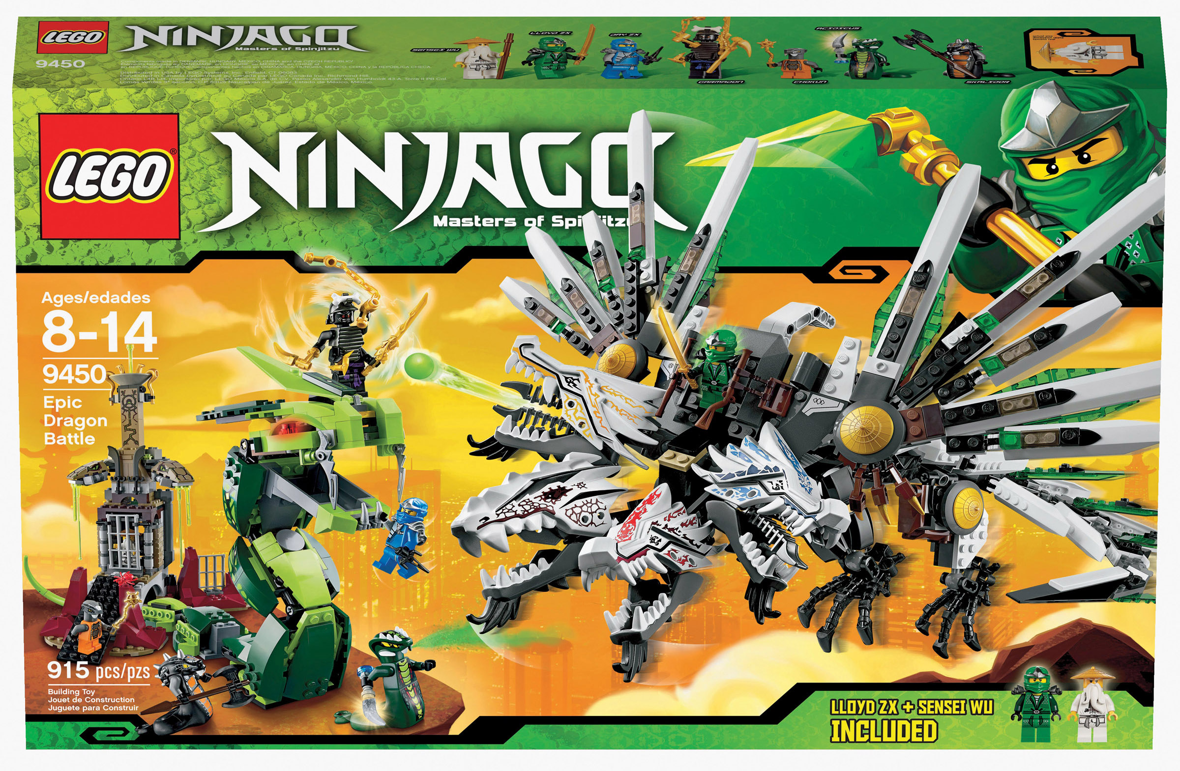 Lego Ninjago Toys : Toystop