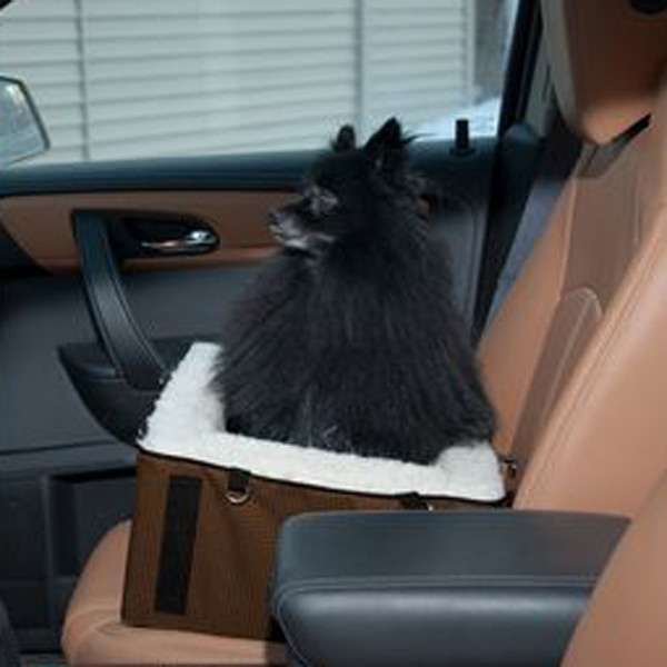 3-in-1 Booster Seat/Car Seat/Bed - Chocolate