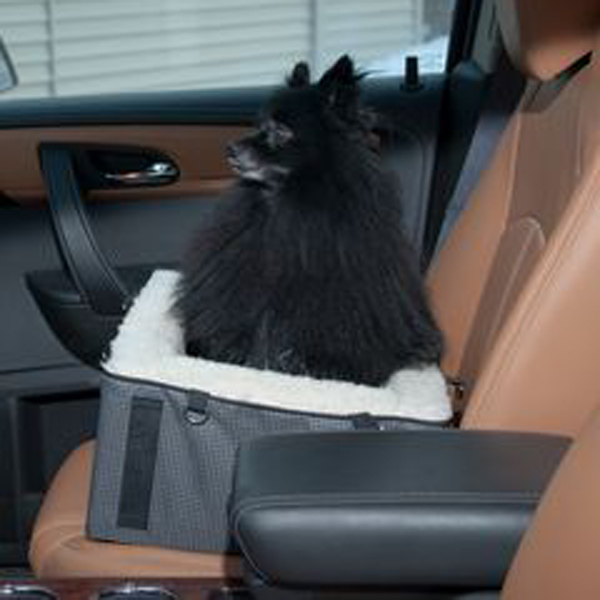 3-in-1 Booster Seat/Car Seat/Bed - Slate